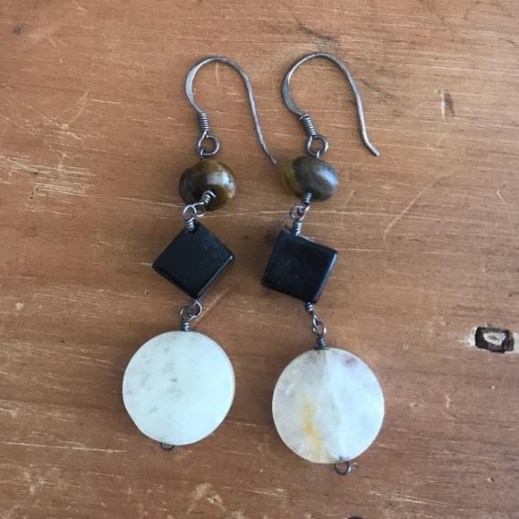 Jewelry - Geometric shapes earrings